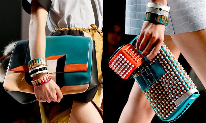 Модные сумки2016. Весна