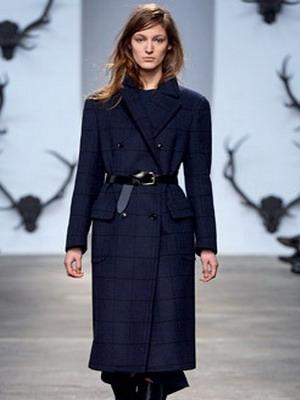 4249c1ddd2b Осенние пальто 2019 года  женские модные модели на фото ...