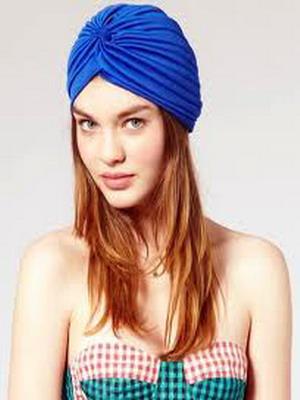Как красиво завязать платок на голове, если у Вас короткие 51