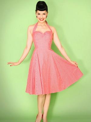Платья в винтажном стиле: описание свадебных и повседневных ...