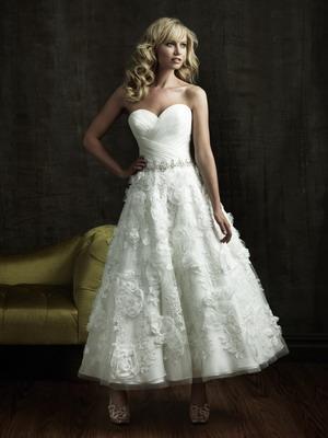 В любом случае, свадебное платье в стиле винтаж поможет невесте создать эксклюзивный