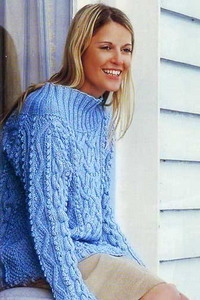 свитера женские 2018 2019 года фото и тренды на вязанные стильные