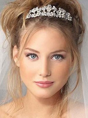 Простой макияж на свадьбу своими руками