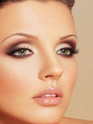 картинки дневной макияж