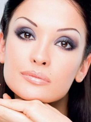Свадебный макияж для брюнеток смуглых и белокожих: красивые идеи на фото и видео