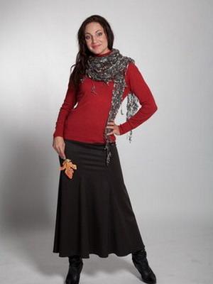 Длинные юбки фасоны с фото и выкройкой
