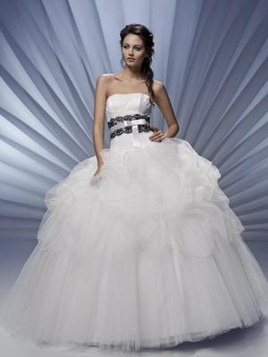 Очень модные фасоны свадебных пышных платьев в 2015 году: фото и тренды