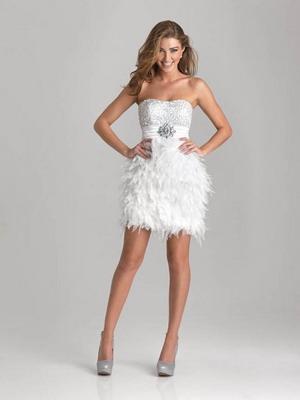 Модное платье для дискотеки
