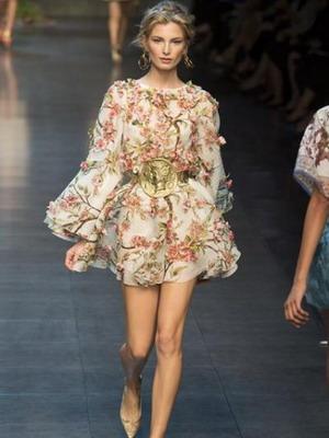 Мода современные платья