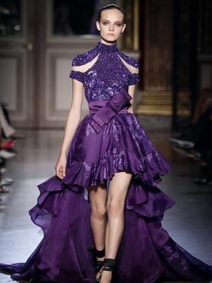 Платья французские классические