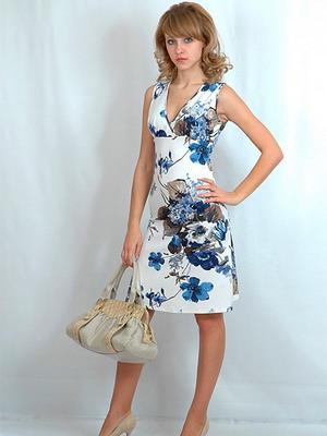d593d28b85b Красивые и модные летние платья в 2019 году  фото фасонов и мода на ...