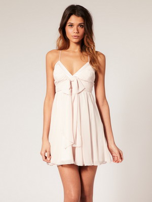 Женское платье в стиле беби долл фото