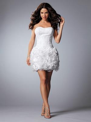 Свадебные платья не пышные короткие кружевные