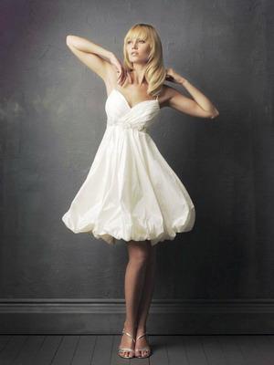 Свадебные пышные кружевные платья 41