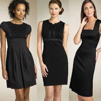 b74e138d524 Платья в стиле Коко Шанель  фото и описание маленького черного ...