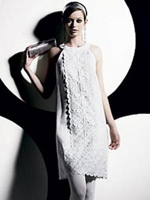 Эффект стиль платье женское