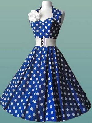 Фасон платьев 60-70 годов