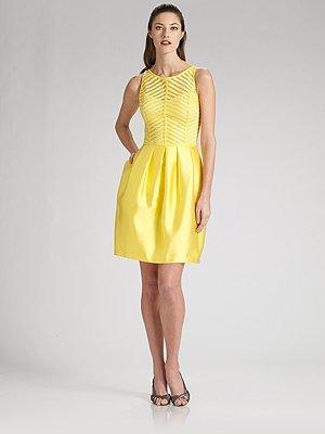 Женское летнее платье 60 годов