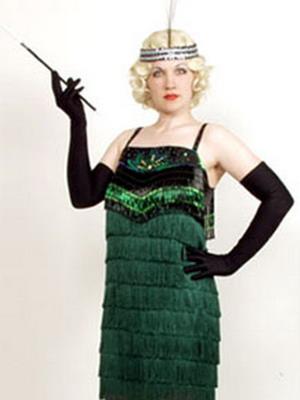 Вечерние платья в стиле 20 годов фото