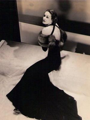 Картинки женских платьев 30 х годов