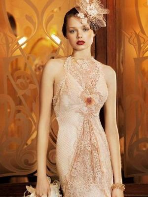Свадебные платья в стиле ретро: фото винтажных моделей