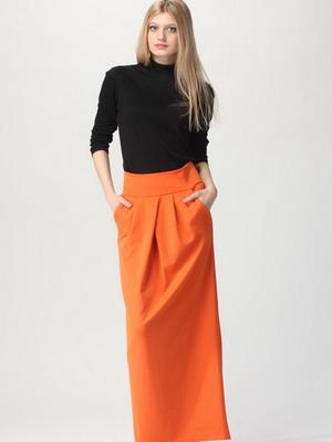 Сложная юбка фасон