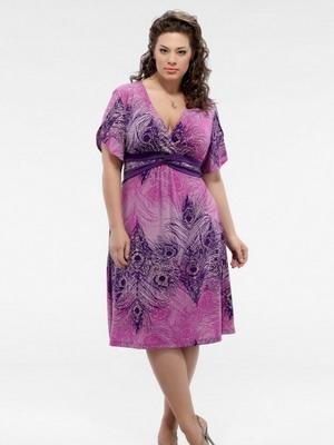 Весенний платья для женщины