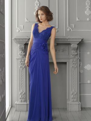 Вечерние платье длинные из шелка