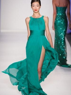 Фасон платья вечернего простой