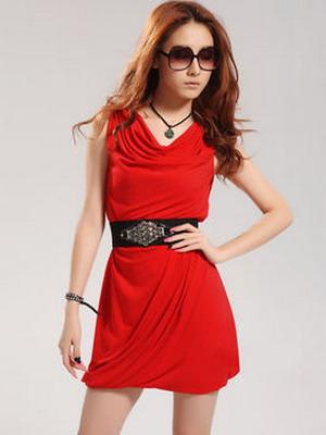 Короткие красные платья москва