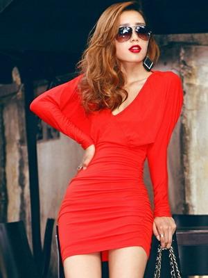 Модні червоні сукні 2015 року (сайт для жінок)  c841ee7afbf6e