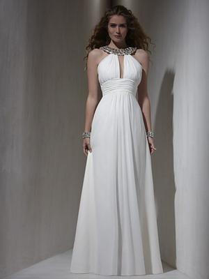 Греческое свадебное платье 2016