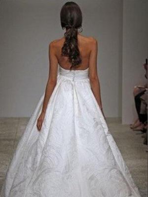 Свадебные платья 2018: фото моделей и красивых длинных фасонов