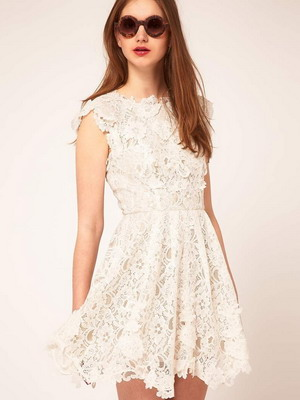 Белые платья 2015 женский портал emwoman