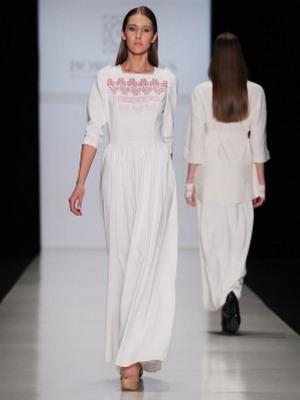 Стильное женские модные платья
