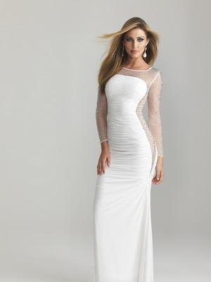 Платье вечерние летний вариант