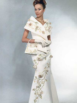 Платья в восточном стиле и фото китайских, японских моделей