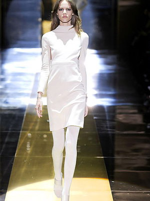 Белые колготки с чем носить зимой фото