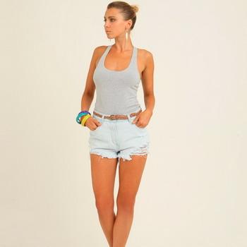 Женские шорты для пляжа 28