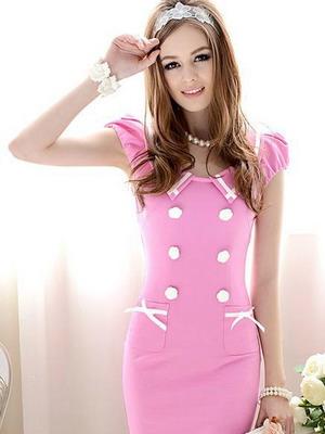 85757415dc27 Романтический стиль одежды  описания и фото платьев для девушек