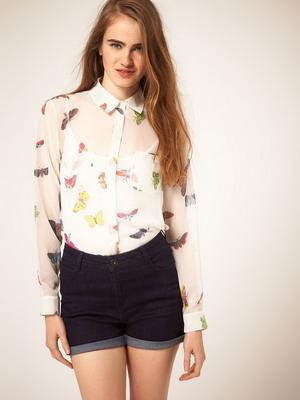 d2f58c287da Модные женские рубашки весна и лето 2019 года  фото и описание моделей