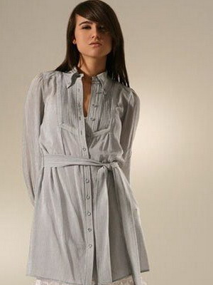 1dca4fbd31d Модные женские платья-рубашки на 2019 года  на фото джинсовые и ...