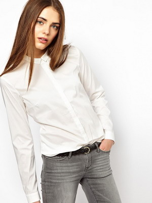 женских рубашек фото