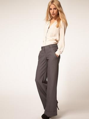 Классические женские брюки весна 2019 года  фото летних моделей ... d502f49eb166d