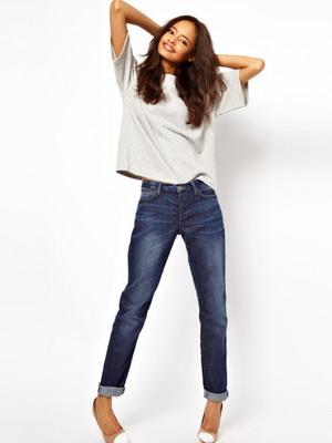 Как носить джинсы с каблуками, чтобы не выглядеть провинциально картинки
