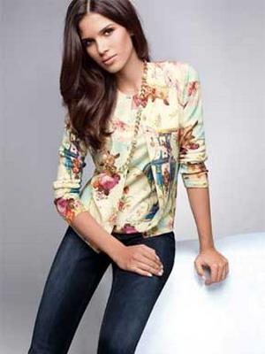 Купить шикарные блузки доставка