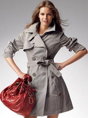 Верхняя одежда «Весна-2015»: тренчкот