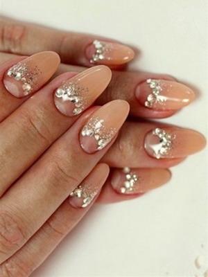 Материалы для наращивания ногтей гель-краска