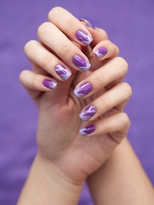 Дизайн Коротких Ногтей Фото Пошагово