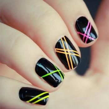 Идеи и варианты росписи ногтей пошагово в видео уроках и на фото